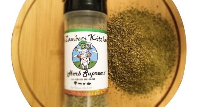 Zambezi Kitchen - Herb Supreme
